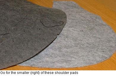 shoulder-pads